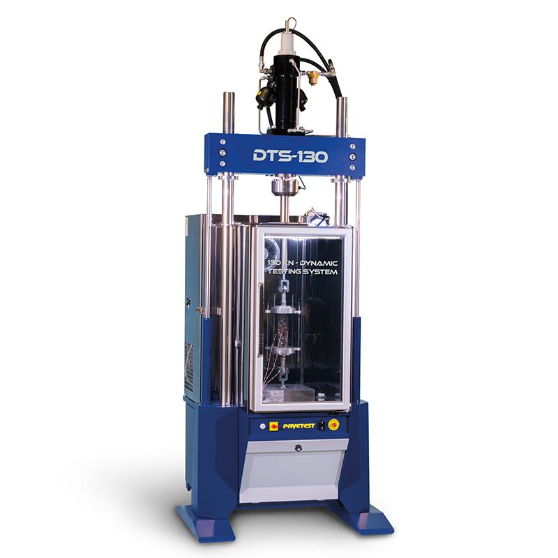 130kN多功能液压伺服路面材料动态测试系统(DTS-130)