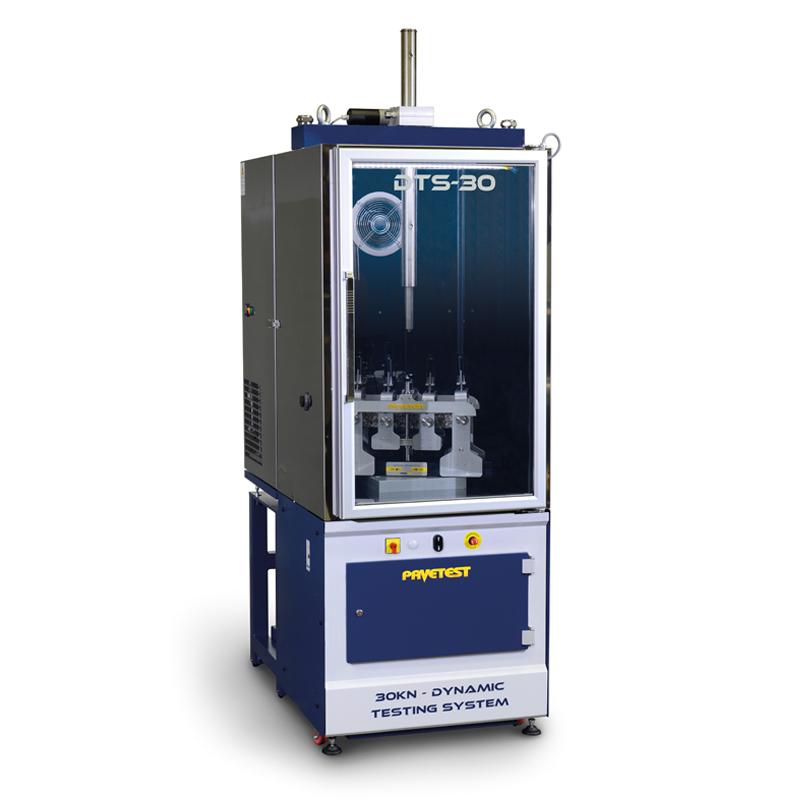 30kN多功能液压伺服路面材料动态测试系统(CTS/DTS-30)
