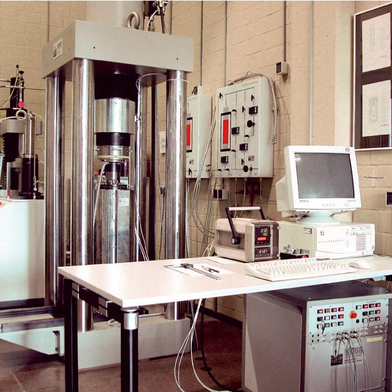 天然气水合物岩石三轴测试系统