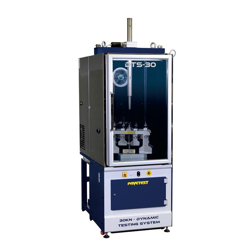 DTS-30/CTS-30 30kN 多功能液压伺服路面材料动态测试系统