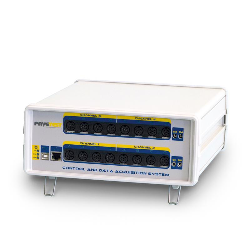 CDAS 数据采集和控制系统
