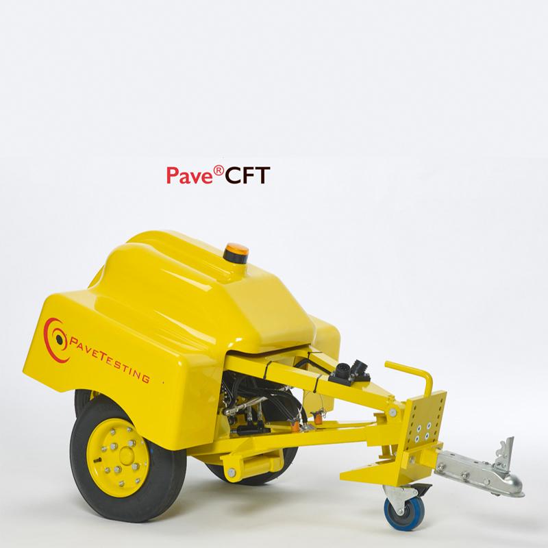 PaveCFT 连续式摩擦测试仪