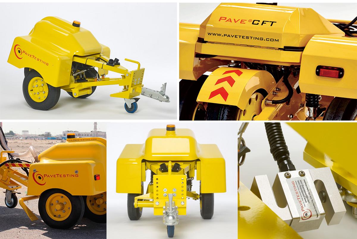 横向力摩擦系数测试车-横向力摩擦系数-路面摩擦系数测试车-路面摩擦系数测定仪