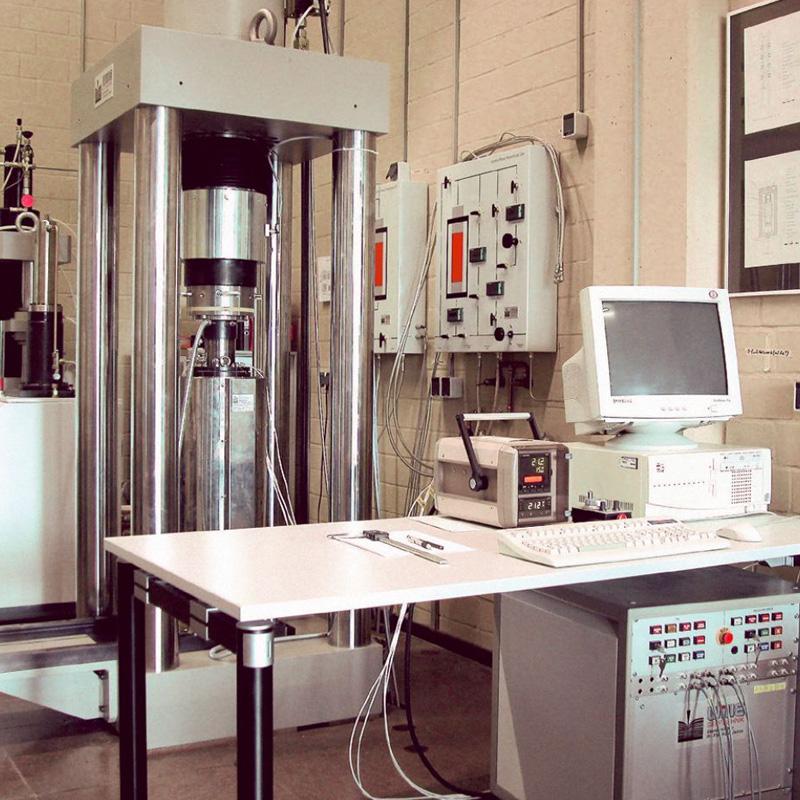 天然气水合物三轴试验系统