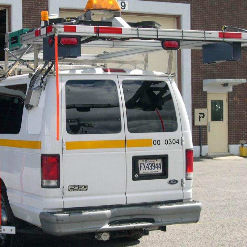 加拿大INO LCMS激光扫描路面破损测试系统